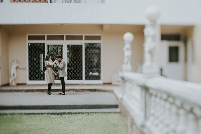 Dennis & Karen Engagement Session in Las Casas QC by Foreveryday Photography - 012