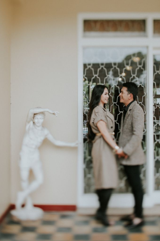 Dennis & Karen Engagement Session in Las Casas QC by Foreveryday Photography - 013