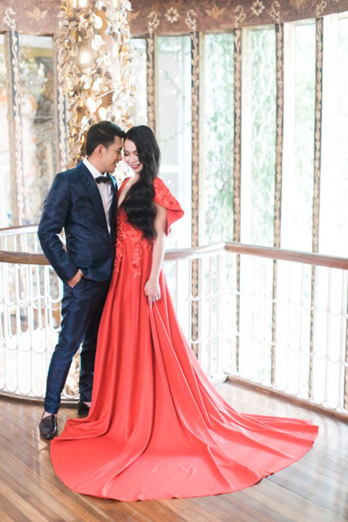 Dennis & Karen Engagement Session in Las Casas QC by Foreveryday Photography - 016