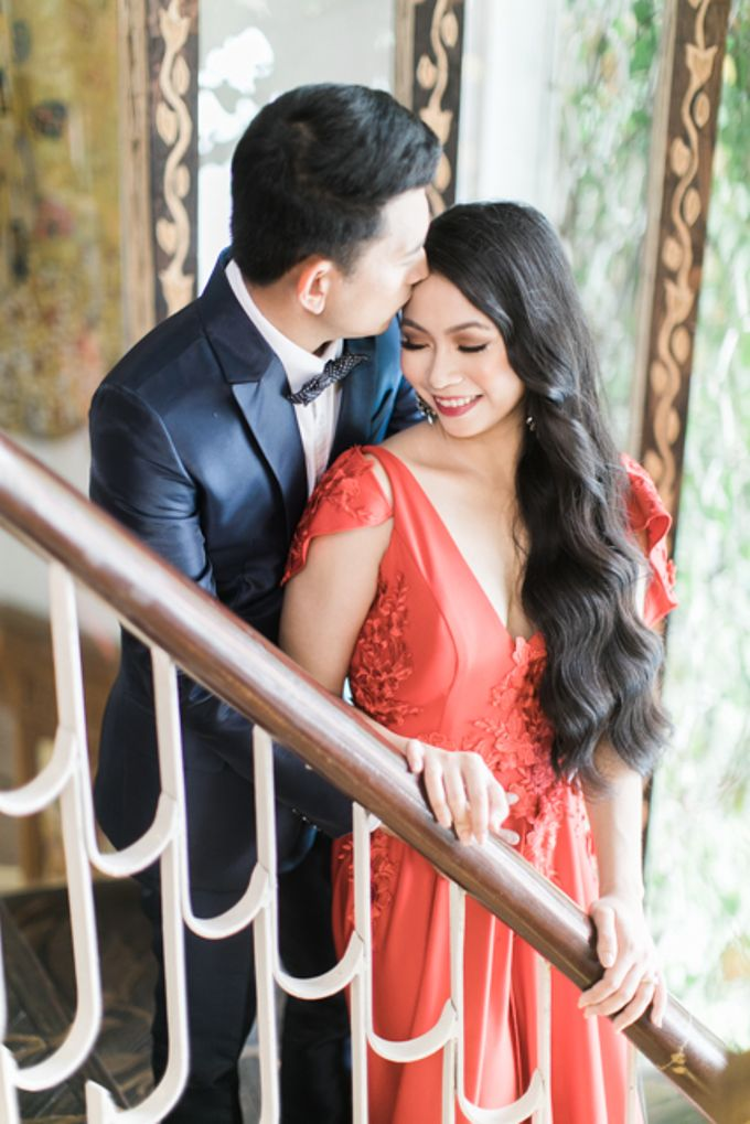 Dennis & Karen Engagement Session in Las Casas QC by Foreveryday Photography - 002