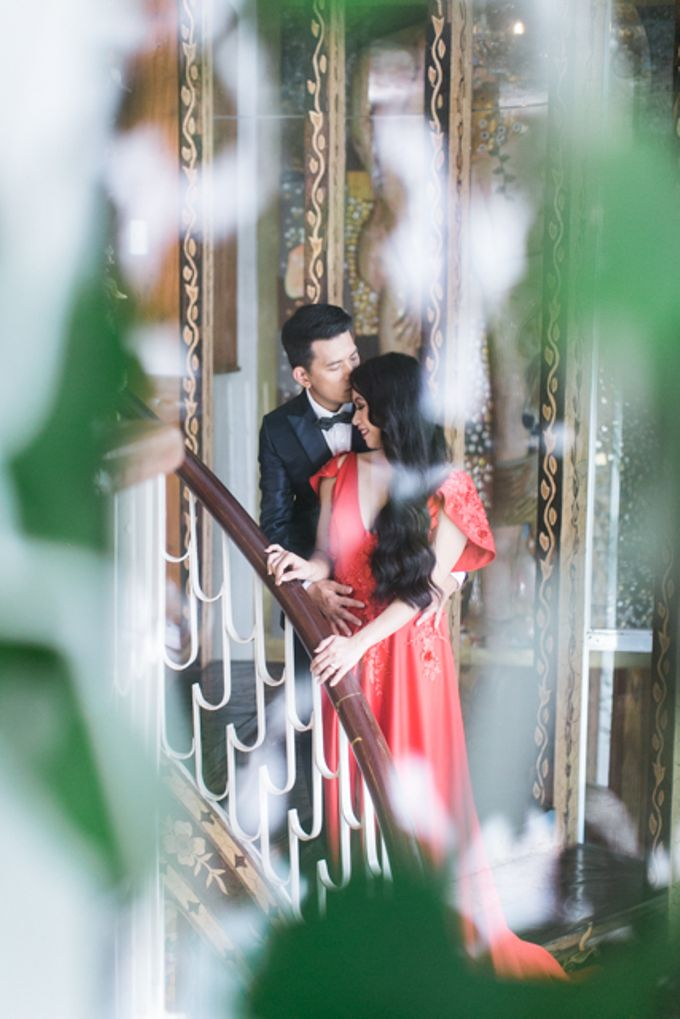 Dennis & Karen Engagement Session in Las Casas QC by Foreveryday Photography - 001