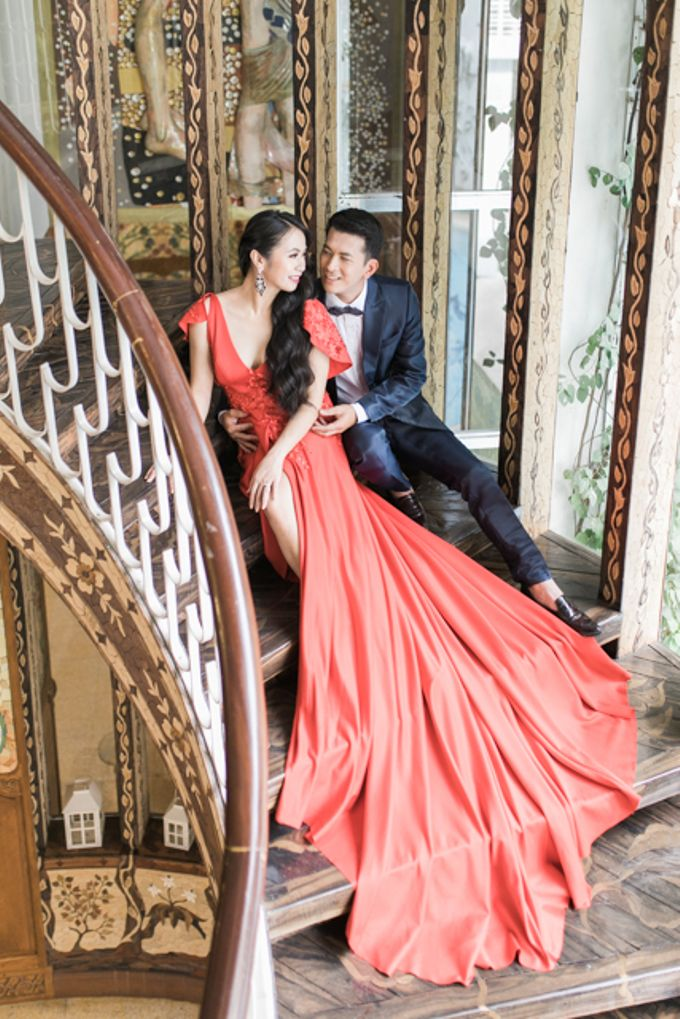 Dennis & Karen Engagement Session in Las Casas QC by Foreveryday Photography - 025