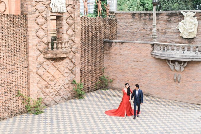 Dennis & Karen Engagement Session in Las Casas QC by Foreveryday Photography - 027