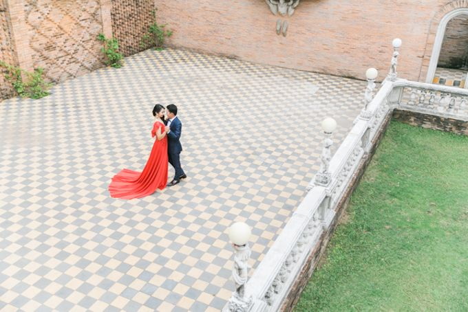 Dennis & Karen Engagement Session in Las Casas QC by Foreveryday Photography - 029