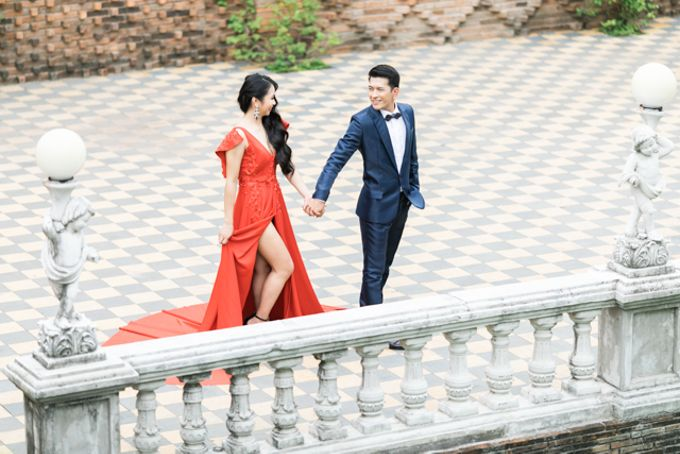Dennis & Karen Engagement Session in Las Casas QC by Foreveryday Photography - 033