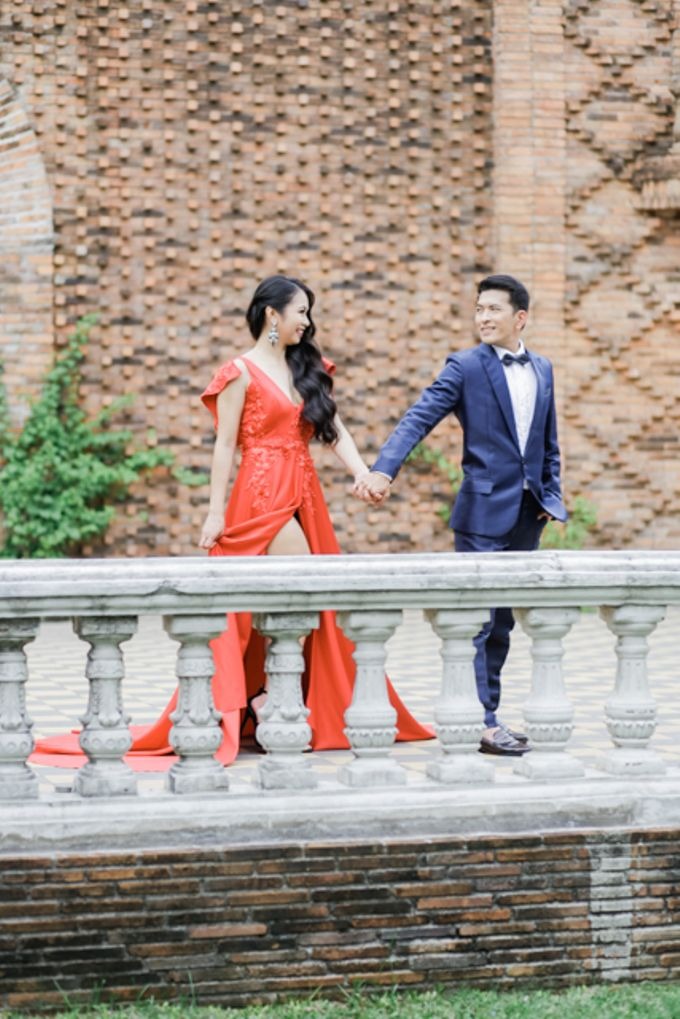 Dennis & Karen Engagement Session in Las Casas QC by Foreveryday Photography - 034