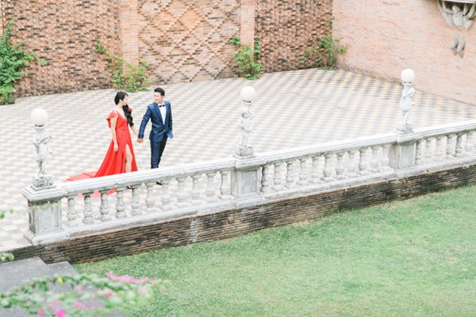 Dennis & Karen Engagement Session in Las Casas QC by Foreveryday Photography - 035