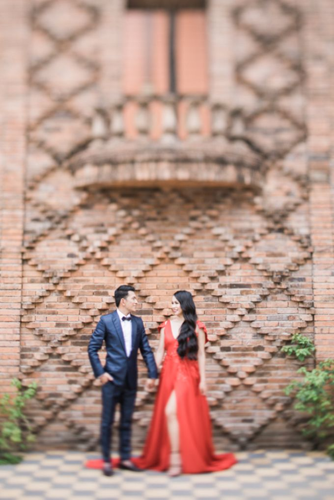 Dennis & Karen Engagement Session in Las Casas QC by Foreveryday Photography - 037