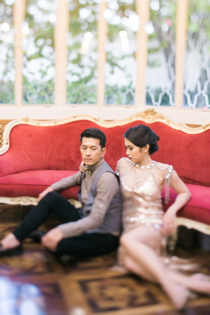 Dennis & Karen Engagement Session in Las Casas QC by Foreveryday Photography - 039