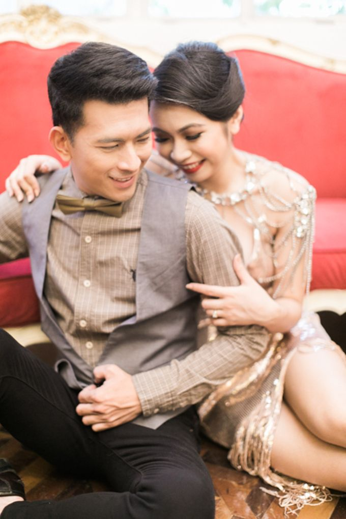Dennis & Karen Engagement Session in Las Casas QC by Foreveryday Photography - 040