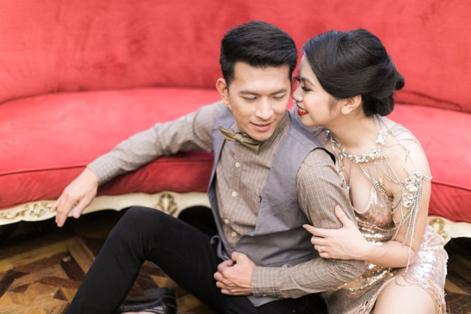Dennis & Karen Engagement Session in Las Casas QC by Foreveryday Photography - 042