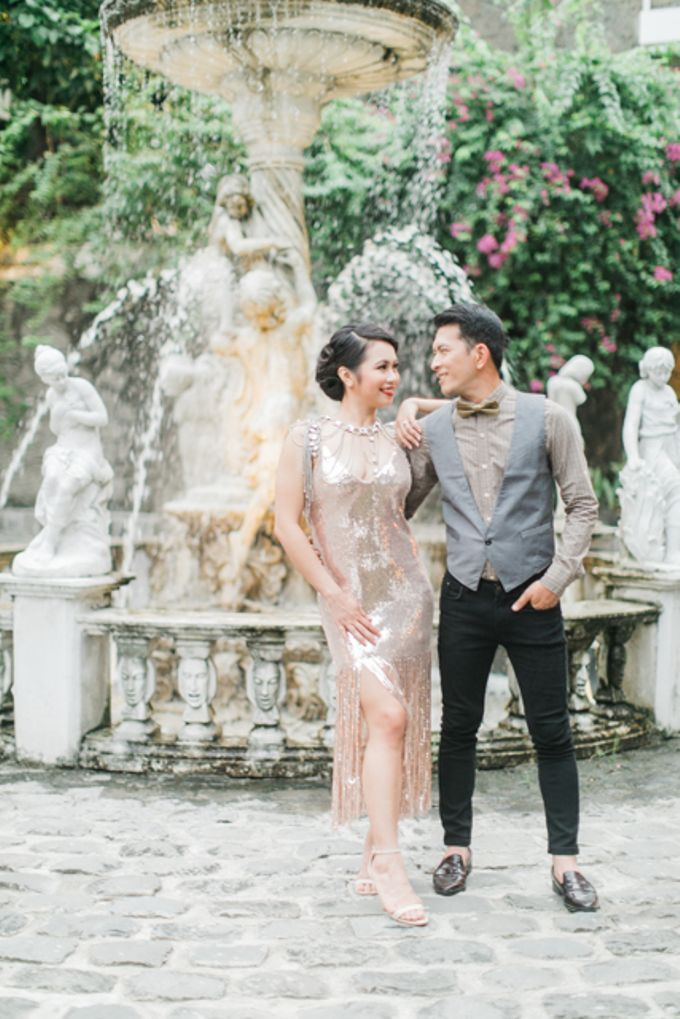 Dennis & Karen Engagement Session in Las Casas QC by Foreveryday Photography - 045