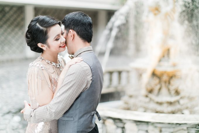 Dennis & Karen Engagement Session in Las Casas QC by Foreveryday Photography - 046