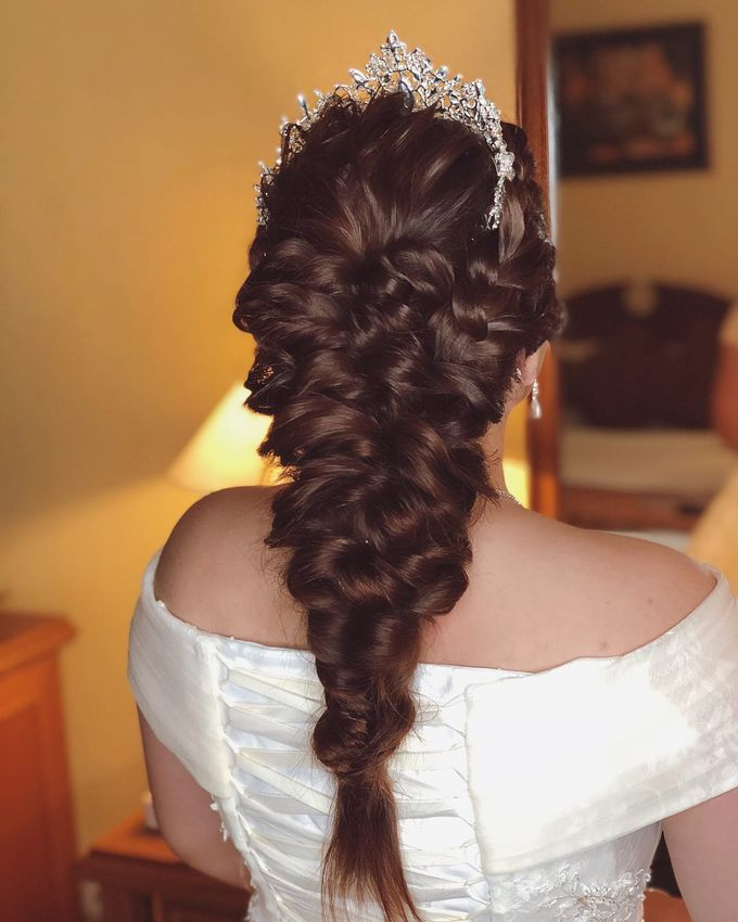 Bridal Services by Karen Then Makeup and Hair Styling - 034