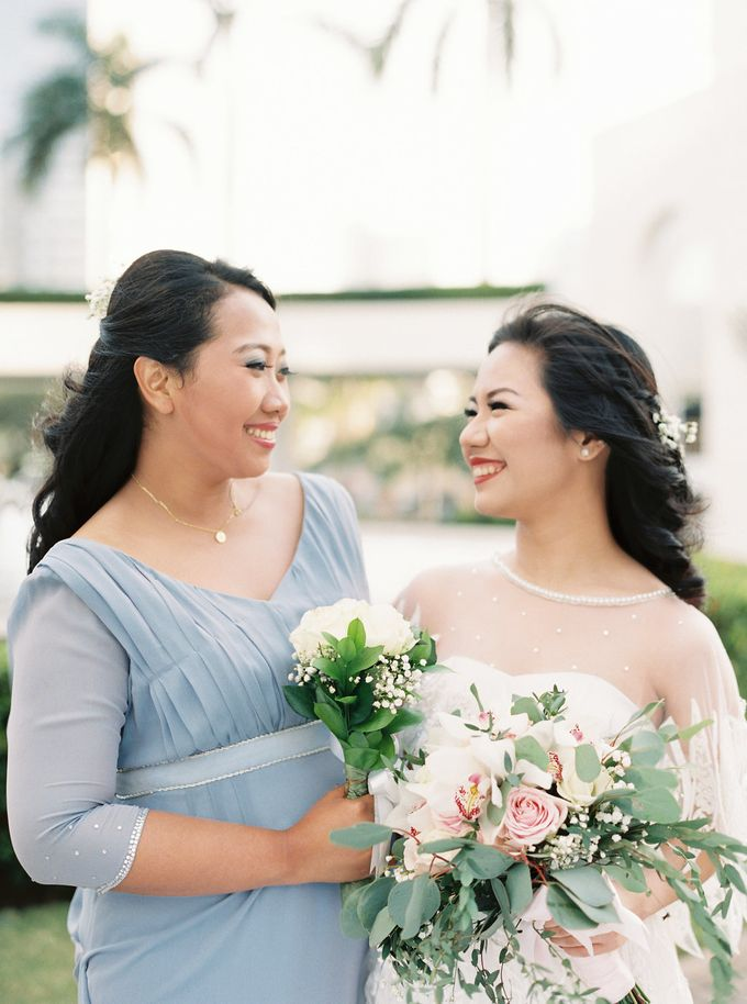 Karina & Dimas Wedding Reception by MERCANTILE PENTHOUSE WEDDING - 007