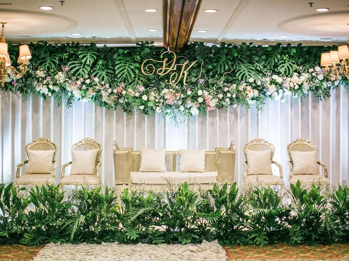Karina & Dimas Wedding Reception by MERCANTILE PENTHOUSE WEDDING - 027