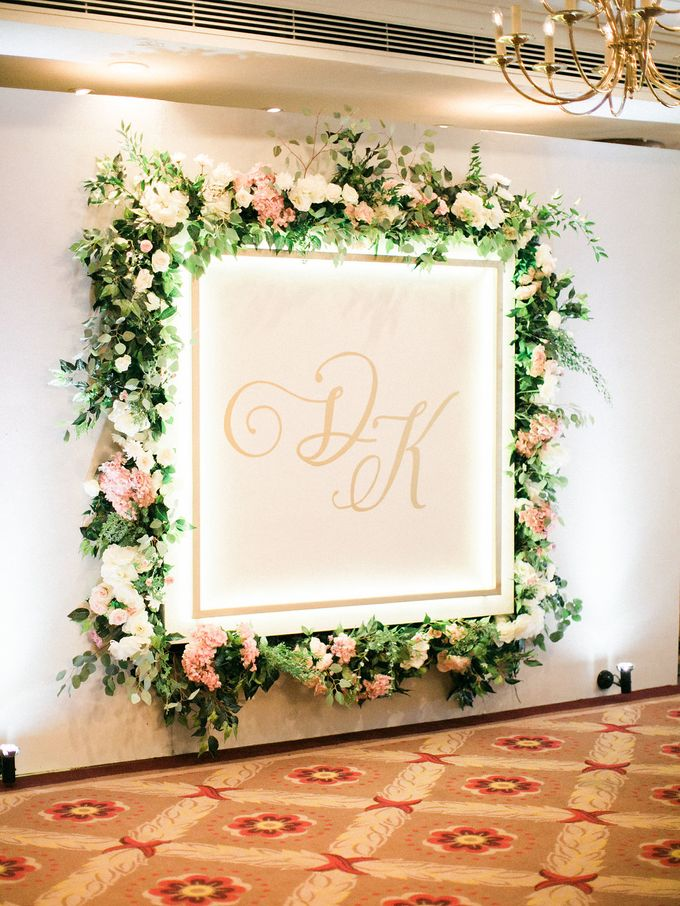 Karina & Dimas Wedding Reception by MERCANTILE PENTHOUSE WEDDING - 031