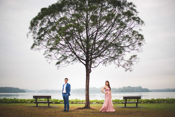 Prewedding Photography by Ferry Tjoe Photography - 001