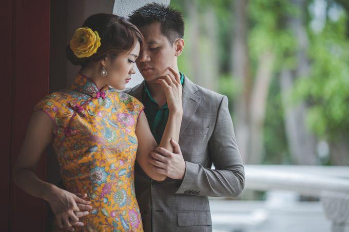 Prewedding Photography by Ferry Tjoe Photography - 009