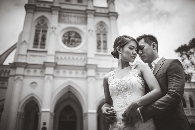 Prewedding Photography by Ferry Tjoe Photography - 026