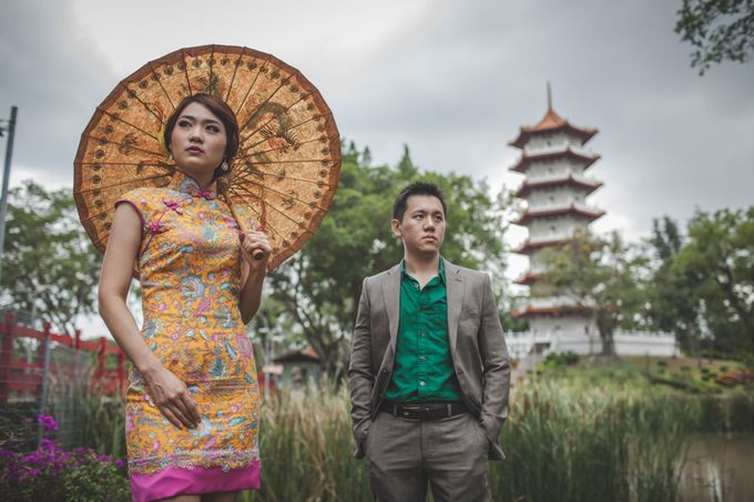 Prewedding Photography by Ferry Tjoe Photography - 030