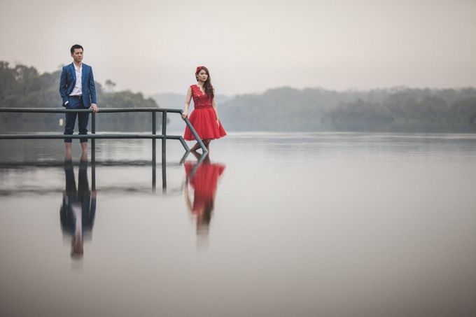 Prewedding Photography by Ferry Tjoe Photography - 033