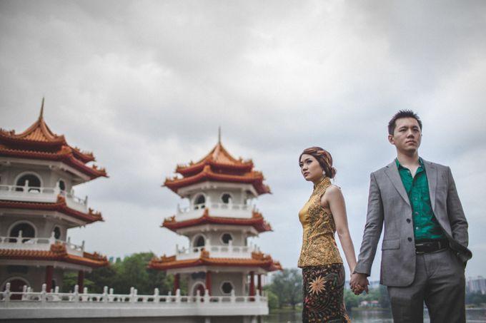 Prewedding Photography by Ferry Tjoe Photography - 036