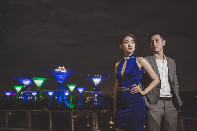 Prewedding Photography by Ferry Tjoe Photography - 006