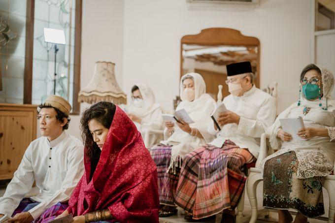 Kartika & Charlie Couple & Quran Recitation Session by AKSA Creative - 042