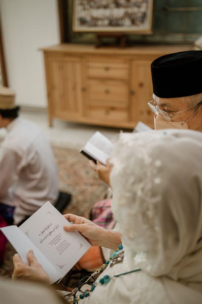 Kartika & Charlie Couple & Quran Recitation Session by AKSA Creative - 041