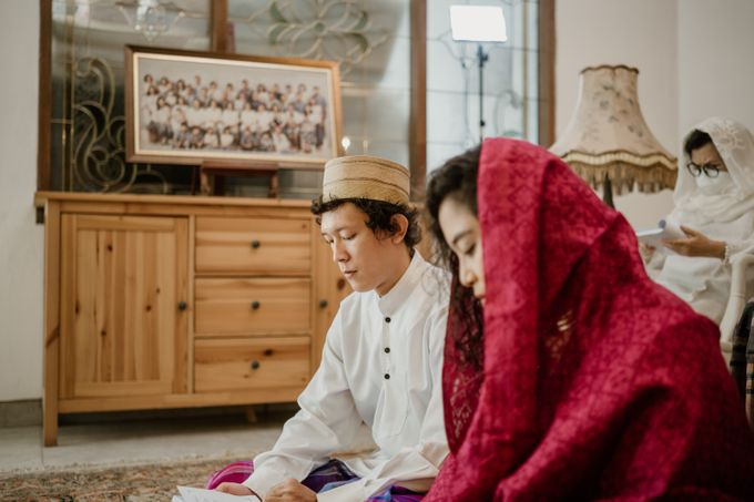 Kartika & Charlie Couple & Quran Recitation Session by AKSA Creative - 040