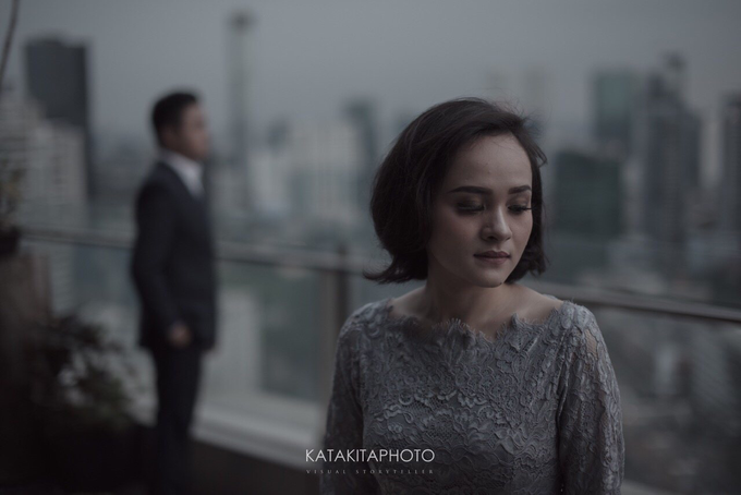 The prewedding of Astari & Andhika by Katakitaphoto - 022
