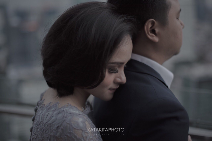 The prewedding of Astari & Andhika by Katakitaphoto - 023