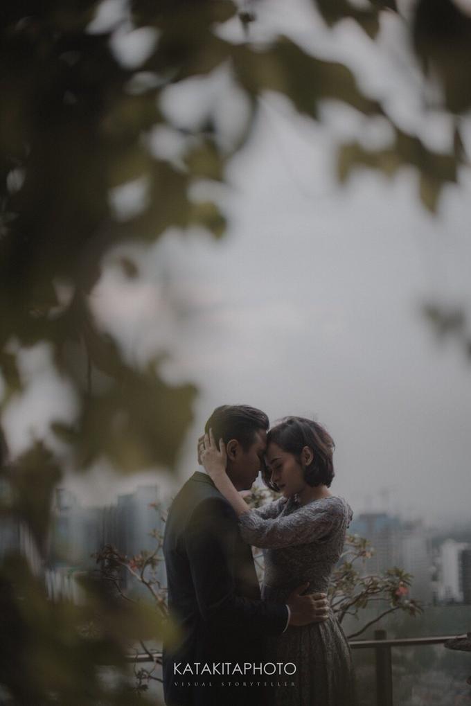 The prewedding of Astari & Andhika by Katakitaphoto - 028