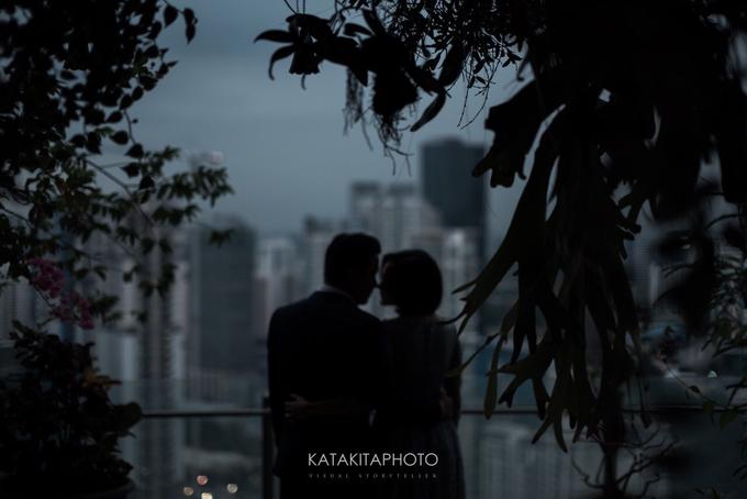 The prewedding of Astari & Andhika by Katakitaphoto - 026