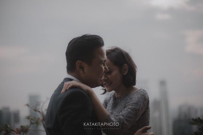 The prewedding of Astari & Andhika by Katakitaphoto - 027