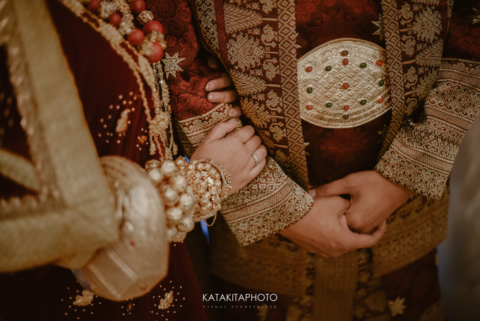 Cross-culture Wedding by Katakitaphoto - 040