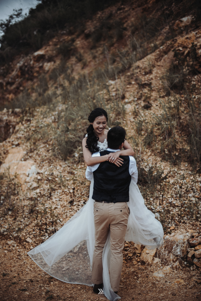 Nathaniel & Charlotte's Prewedding by Katakita photography - 034
