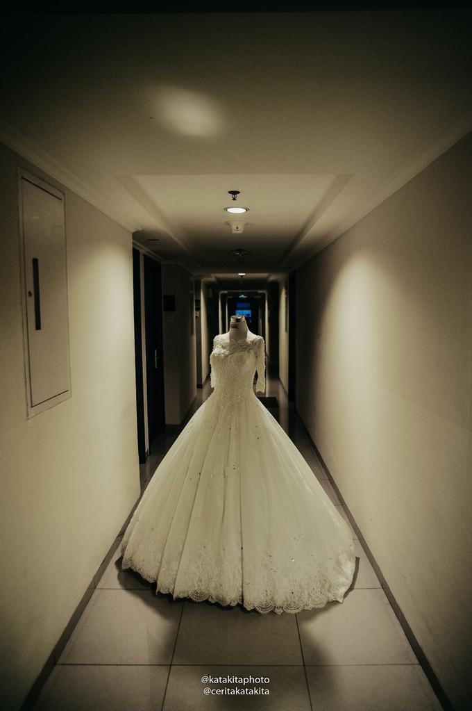 Prita & Nanda's Wedding by Katakita photography - 001