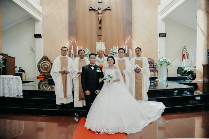 Prita & Nanda's Wedding by Katakita photography - 011