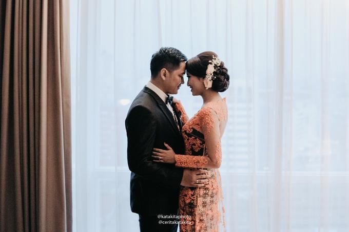 Prita & Nanda's Wedding by Katakita photography - 021