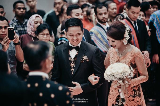Prita & Nanda's Wedding by Katakita photography - 022