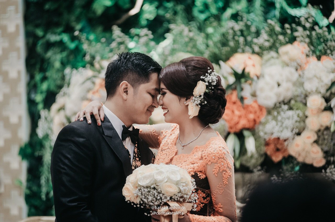 Prita & Nanda's Wedding by Katakita photography - 028