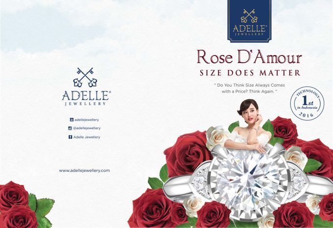 Rose by Adelle Jewellery - 001