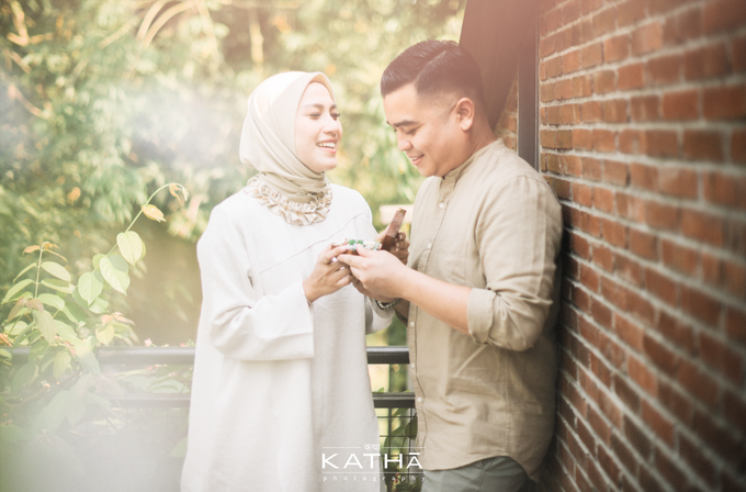 The one who finally be united after 10 years by Katha Photography - 004