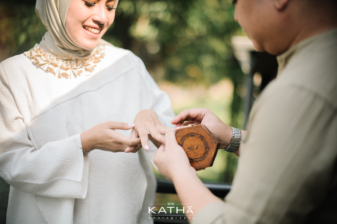 The one who finally be united after 10 years by Katha Photography - 008