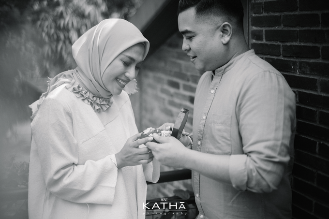 The one who finally be united after 10 years by Katha Photography - 009