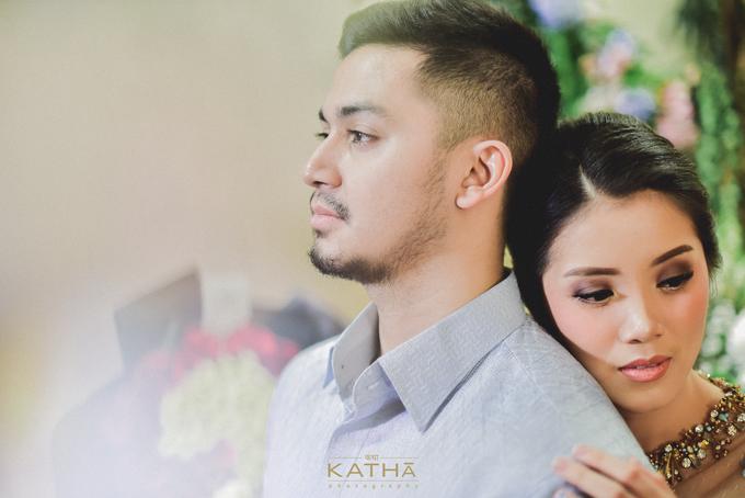 Romantic Engagement of Inda & Rino by Katha Photography - 001