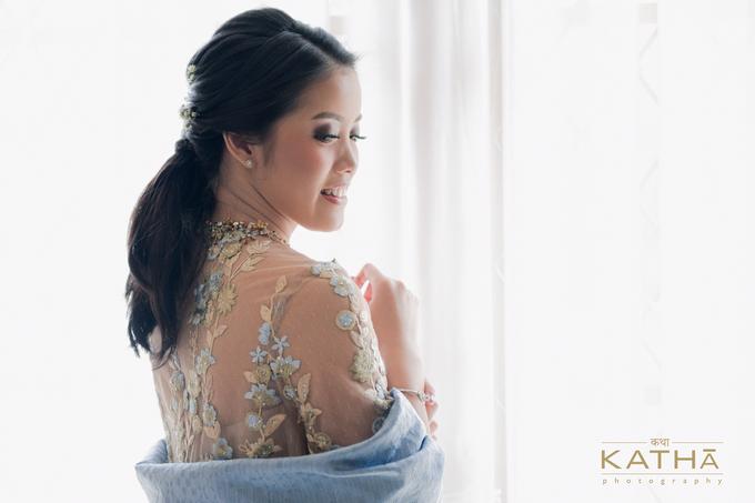 Romantic Engagement of Inda & Rino by Katha Photography - 005