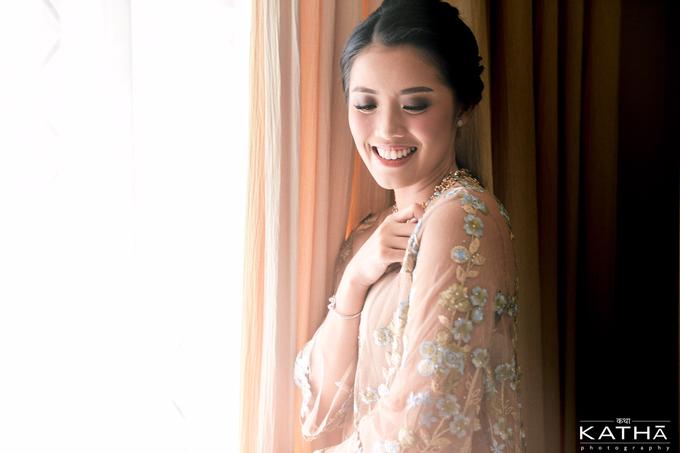 Romantic Engagement of Inda & Rino by Katha Photography - 006